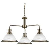 Люстра Searchlight Bistro 1593-3AB