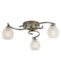 Потолочный светильник Searchlight Minnie 1613-3AB