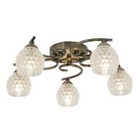 Потолочный светильник Searchlight Minnie 1615-5AB