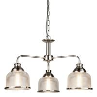 Подвесной светильник Searchlight Bistro II 1683-3SS