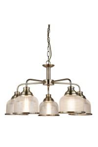 Подвесной светильник Searchlight Bistro II 1685-5AB