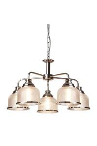 Подвесной светильник Searchlight Bistro II 1685-5SS