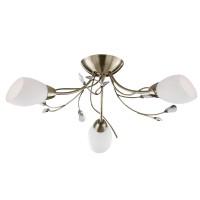 Потолочный светильник Searchlight Gardenia 1763-3AB