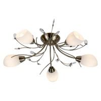Люстра Searchlight Gardenia 1765-5AB
