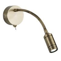 Настенный светильник Searchlight Wall 2256AB