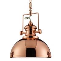Подвесной светильник Searchlight Industrial Pendants 2297CU