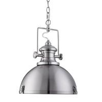 Подвесной светильник Searchlight Industrial Pendants 2297SS