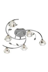 Потолочный светильник Searchlight Sierra 2636-6CC