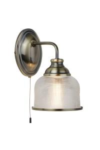 Настенный светильник Searchlight Bistro II 2671-1AB