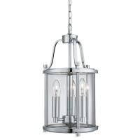 Подвесной светильник Searchlight Victorian Lanterns 3063-3CC