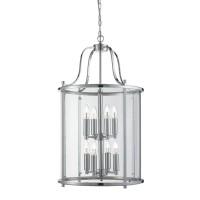 Подвесной светильник Searchlight Victorian Lanterns 3068-8CC