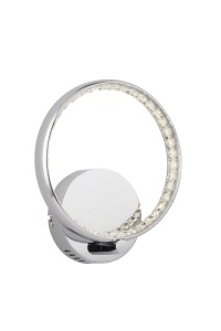 Настенный светильник Searchlight Rings 3111CC