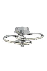 Потолочный светильник Searchlight Rings 3133-3CC