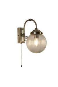 Настенный светильник Searchlight Belvue 3259AB
