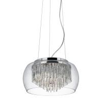 Подвесной светильник Searchlight Curva 3624-4CC