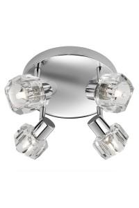 Настенно-потолочный светильник Searchlight Triton 3764CC