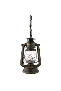Подвесной светильник Searchlight Hurricane 3841-1BG