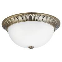 Потолочный светильник Searchlight Flush 4149-38AB