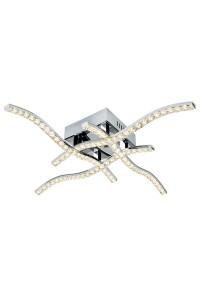 Настенно-потолочный светильник Searchlight Anson 4204-4CC