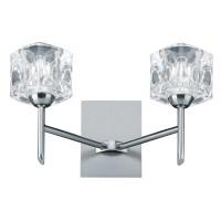 Настенный светильник Searchlight Ice Cube 4342-2-LED