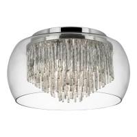 Подвесной светильник Searchlight Curva 4624-4CC