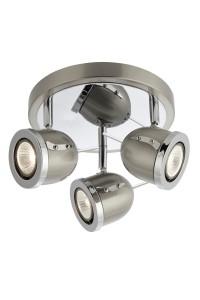 Настенно-потолочный светильник Searchlight Palmer 4923SS
