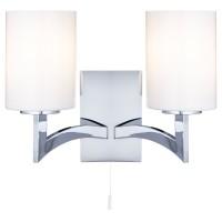 Настенный светильник Searchlight Gina 4992-2CC