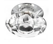 Встраиваемый светильник Searchlight Flush 5156CC