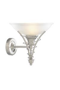 Настенный светильник Searchlight Linea 5227SS