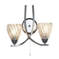 Настенный светильник Searchlight Ascona II 5272-2CC