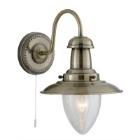 Настенный светильник Searchlight Fisherman 5331-1AB