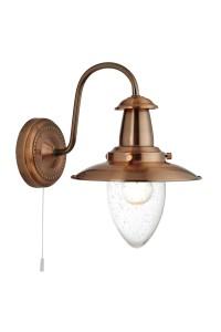 Настенный светильник Searchlight Fisherman 5331-1CU