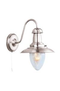 Настенный светильник Searchlight Fisherman 5331-1SS