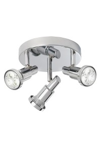 Настенно-потолочный светильник Searchlight Torch 5343CC