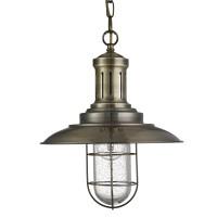 Подвесной светильник Searchlight Fisherman 5401AB