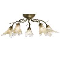 Потолочный светильник Searchlight Lily 5495-5AB