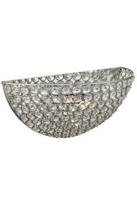 Настенный светильник Searchlight Chantilly 6161CC