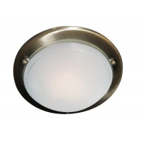 Потолочный светильник Searchlight Flush 702AB