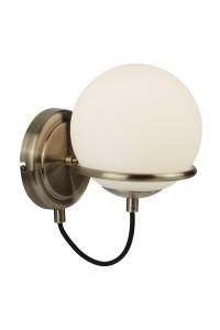 Настенный светильник Searchlight Sphere 7091AB