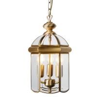 Подвесной светильник Searchlight Lanterns 7133AB