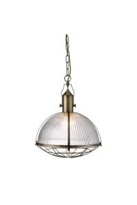 Подвесной светильник Searchlight Industrial 7601AB
