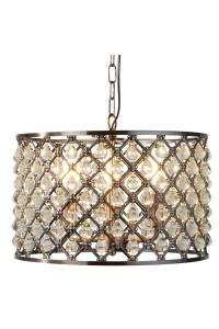 Подвесной светильник Searchlight Marquise 7813-3CU