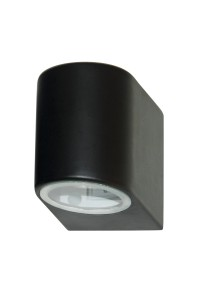 Фасадный светильник Searchlight LED Outdoor 8008-1BK-LED