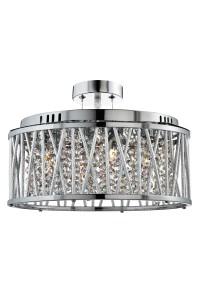 Потолочный светильник Searchlight Elise 8335-5CC