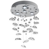 Потолочный светильник Searchlight Pebbles 8354-4CC