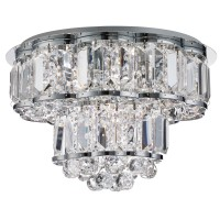 Потолочный светильник Searchlight Hayley 8374-4CC