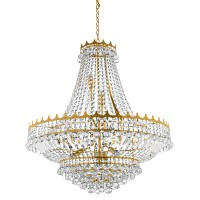 Люстра Searchlight Versailles 9112-82GO
