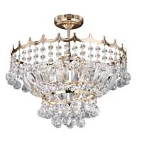 Люстра Searchlight Versailles 9113-39GO