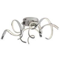 Потолочный светильник Searchlight Twirls 9233-3CC