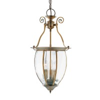 Подвесной светильник Searchlight Lanterns 9501-3